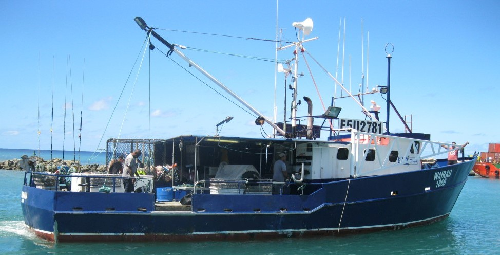 Rarotonga fresh fish business for sale new zealand for Outboard motors for sale nz