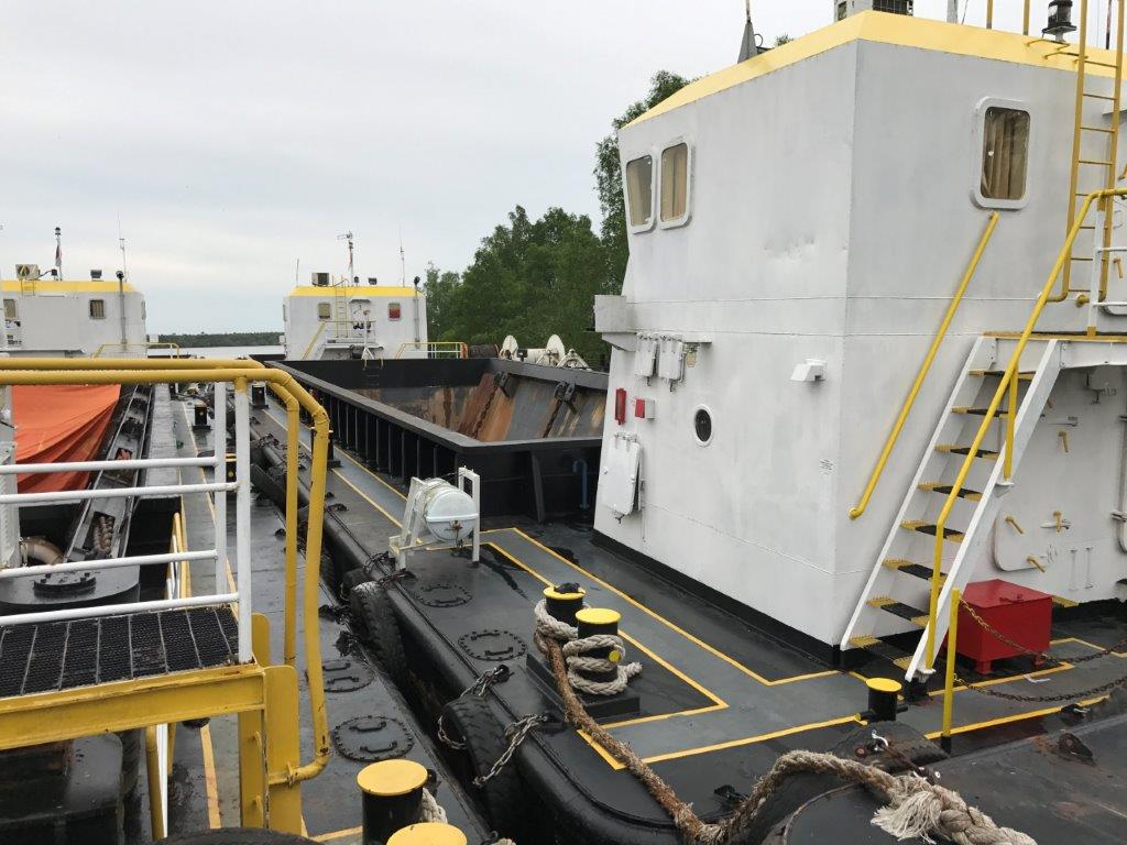 Hopper Barge(s) x6 - New Zealand Marine Brokers