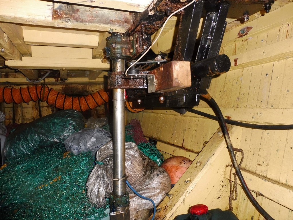 Timber Trawler In Moss New Zealand Marine Brokers Electrical Wiring Colours